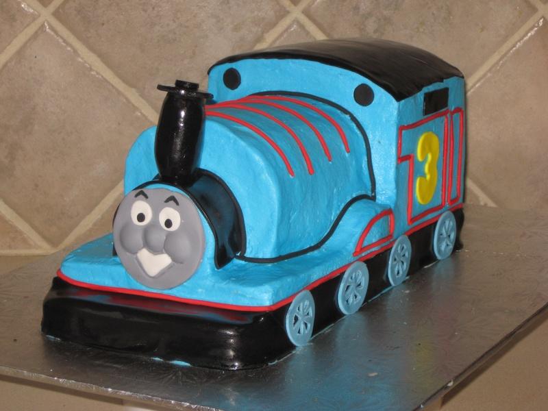 Thomas Train Cake Pictures Thomas The Train Cake