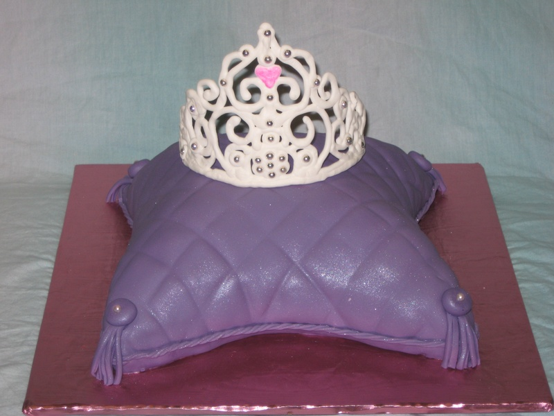 Pageant Cake