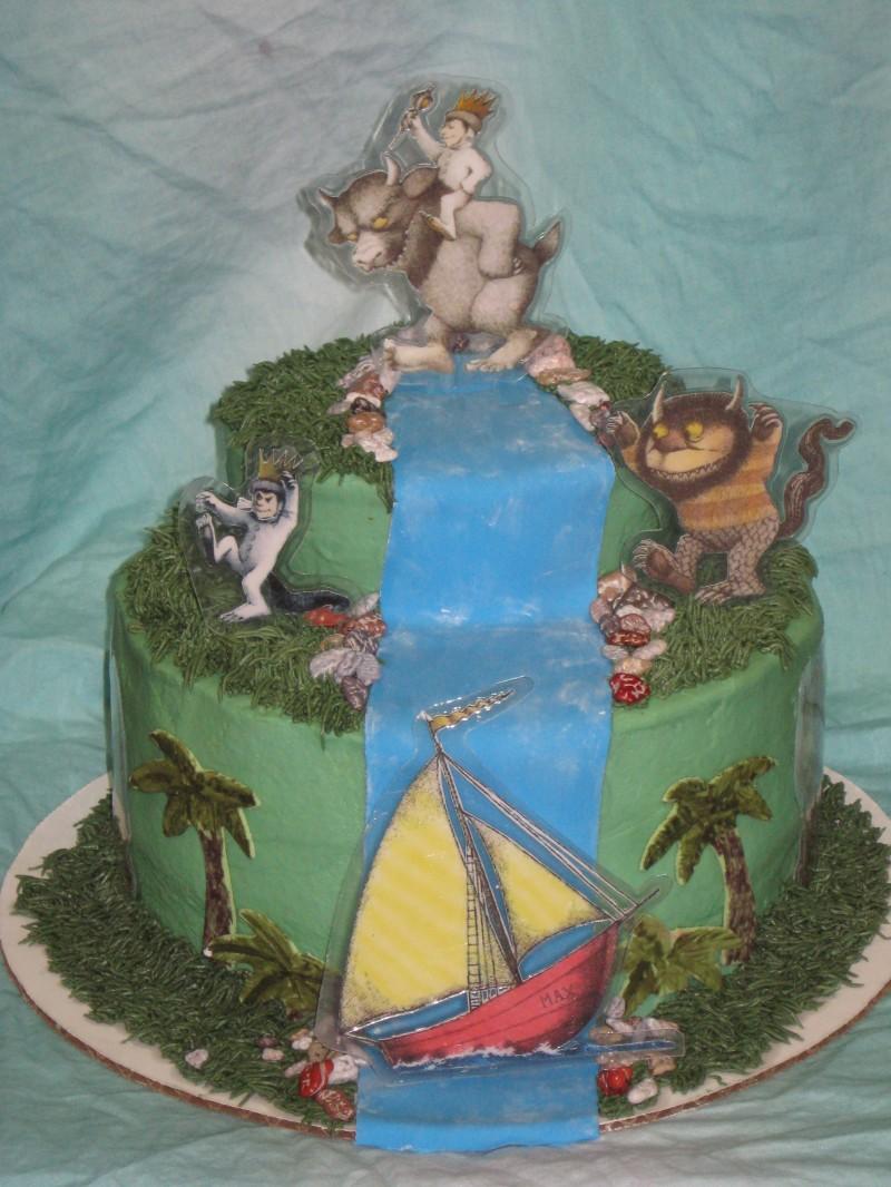 Besutiful Cake